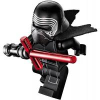 Lego Star Wars Kylo Ren Minifigure From Set 75104 W