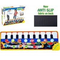 Dance & Sing Key Board Step Musical Mat