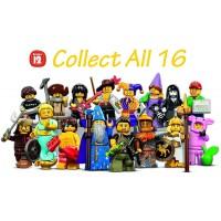 Lego Minifigures Series 13 Lady Cyclops Construction