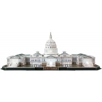 Daron Us Capitol Building Led 3D