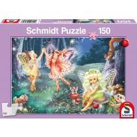 Schmidt Childrens Fairy Dance Puzzle