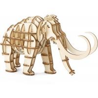 Mammoth 3D Wooden