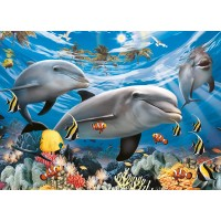 Ravensburger Caribbean Smile 60 Piece Jigsaw Puzzle Every Is Unique Pieces Fit Together