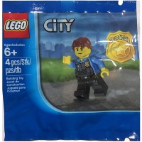 Lego Chase Mccain City Undercover