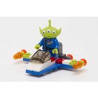 Lego 30070 Disney Pixar Toy Story 3 Alien And Space Ship 34Pcs
