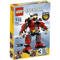 Lego Creator Rescue Robot