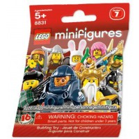 LEGO Bricktober Athletes Minifigure Set Tennis Player, Race Car Driver, Surfer,