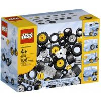 Lego Bricks More Lego Wheels
