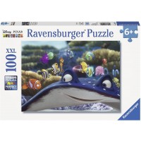 Ravensburger Disney Pixar Nemo And His Friends 100 Piece Jigsaw Puzzle Every Piece Is Unique Pieces