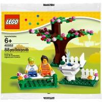 Lego Seasonal Springtime Scene 40052 1