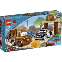 Lego Duplo Cars Maters Yard