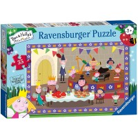 Ben And Hollys Little Kingdom 35 Puzzle For Little Hands Ages