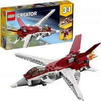 Lego Creator 3In1 Futuristic Flyer 31086 Building Kit 157 Pieces