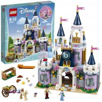 Lego 41154 Disney Princess Cinderellas Dream Castle Toy Fairytale Doll House Prince Charming