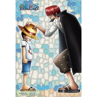 Ensky Frost Art Jigsaw Puzzle 126 Pcs One Piece I Will Give You This Hat 126Ac01 10X147Cm From