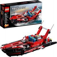 Lego Technic Power Boat 42089 Building Kit 174