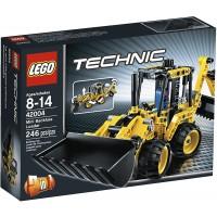 Lego Technic 42004 Mini Backhoe