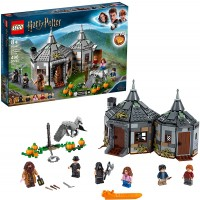 Lego Harry Potter Hagrids Hut Buckbeaks Rescue 75947 Toy Hut Building Set From The Prisoner Of