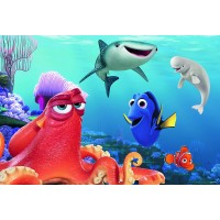 Ravensburger Finding Dory 24 Piece Giant Floor Jigsaw Puzzle Every Piece Is Unique Pieces Fit