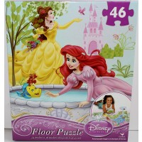 Disney Princess 46 Piece Floor