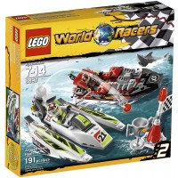Lego World Racers Jagged Jaws Reef