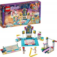 Lego Friends Stephanies Gymnastics Show 41762 Building Kit New 2019 241 Pieces