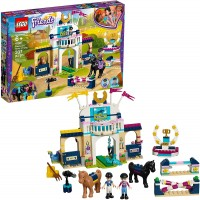 Lego Friends Stephanies Horse Jumping 41367 Building Kit 337
