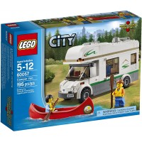 Lego City Great Vehicles 60057 Camper Van Discontinued By