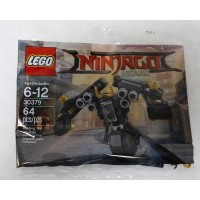 Lego The Ninjago Movie Quake Mech 30379
