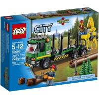 Lego City Great Vehicles 60059 Logging