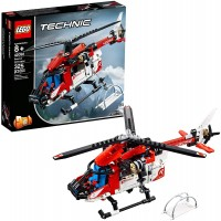 Lego Technic Rescue Helicopter 42092 Building Kit 325