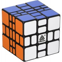 Witeden 3X3X4 Mixup Plus Black Body Difficulty 9 Of