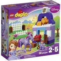 Lego Duplo Disney Sofia The First Royal Stable 10594Discontinued By