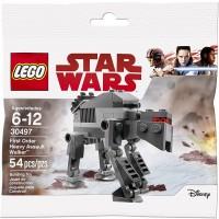 Lego Star Wars The Last Jedi First Order Heavy Assault Walker 30497