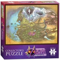 Usaopoly Toy Puzzle The Legend Of Zelda Majoras Mask Termina