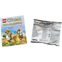 Lego Legends Of Chima Build An Adventure Brickmaster The Quest For Chi New