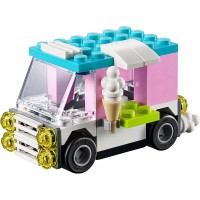 Lego Ice Cream Truck Polybag Mini Build Set 40327 48