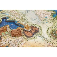 Game Of Thrones 4D Puzzle Of Westeros