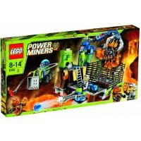 Lego Power Miners Lavatraz