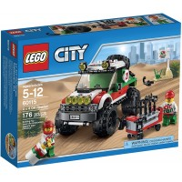 Lego City 4 X 4 Off Roader