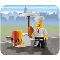 Lego City Set 8398 Bbq