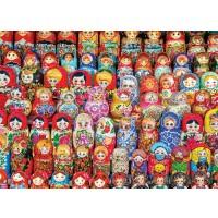 Eurographics 5420 Russian Matryoshka Dolls Puzzle 1000