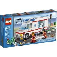 Lego City Town Ambulance