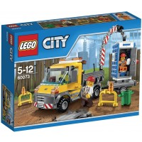 Lego City Demolition Service
