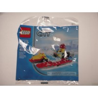 Lego City Set 30220 Fire Boat