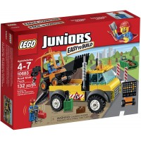 Lego 10683 Road Work Truck Building
