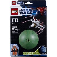 Lego Star Wars 9677 Xwing Starfighter And Yavin