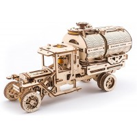 Set Of Additions For Truck Ugm 11 Tanker Rescue Ladder And Trailer Chassis By Ugears Is Mechanical