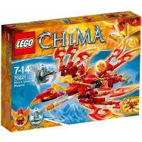Lego Chima 70221 Flinx Ultimativer