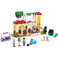 Lego Friends Heartlake City Restaurant 41379 Restaurant Playset With Mini Dolls And Toy Scooter For